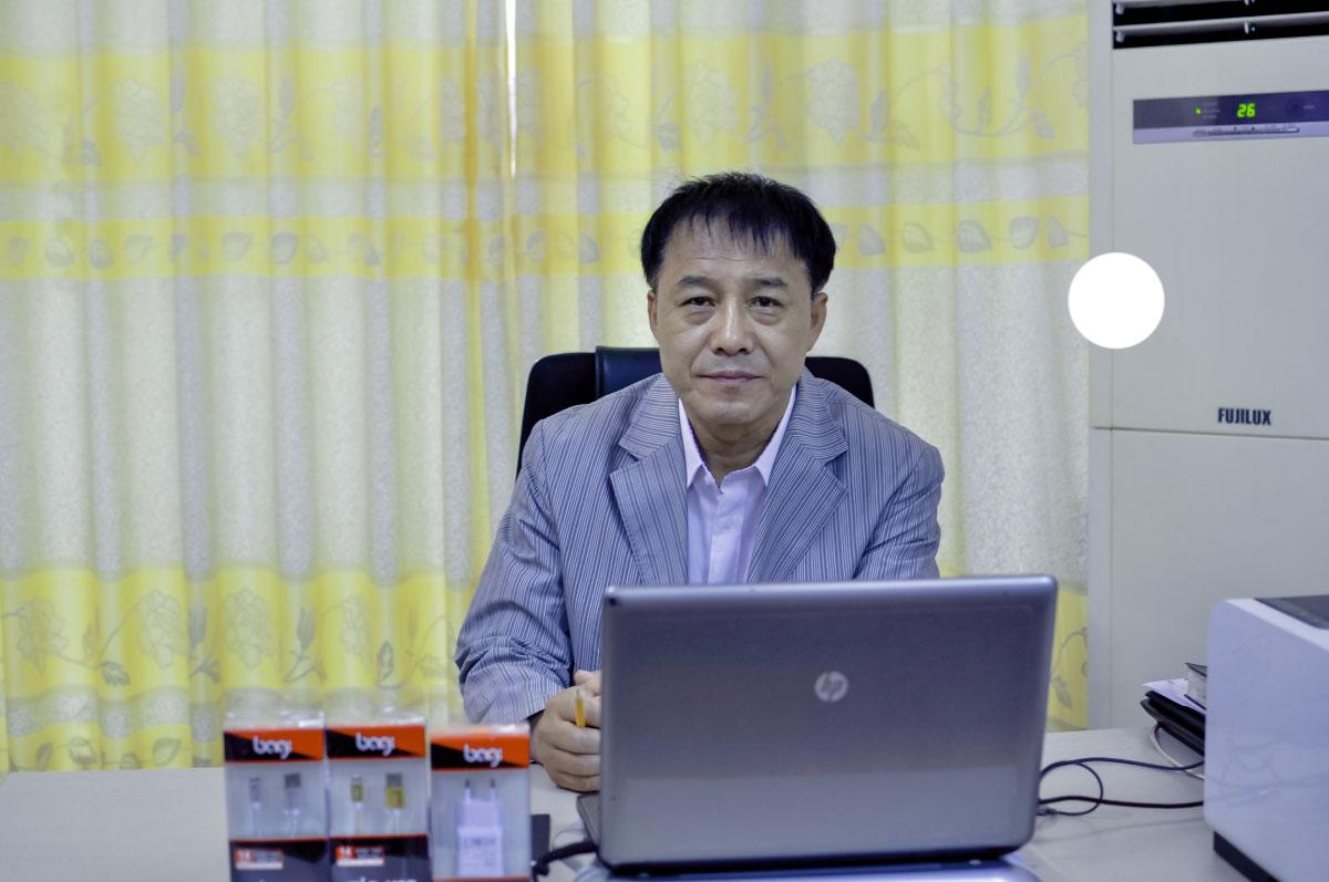 CEO thương hiệu Bagi Việt Nam