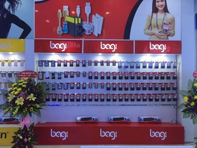 mạng lưới phân phối sản phẩm Bagi