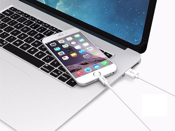 Dây sạc lightning cho iphone IB30