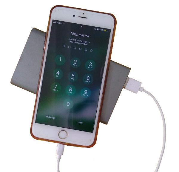 Cáp sạc iphone IB30