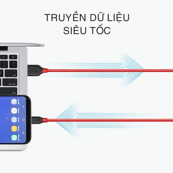 Cáp sạc type-c CH150