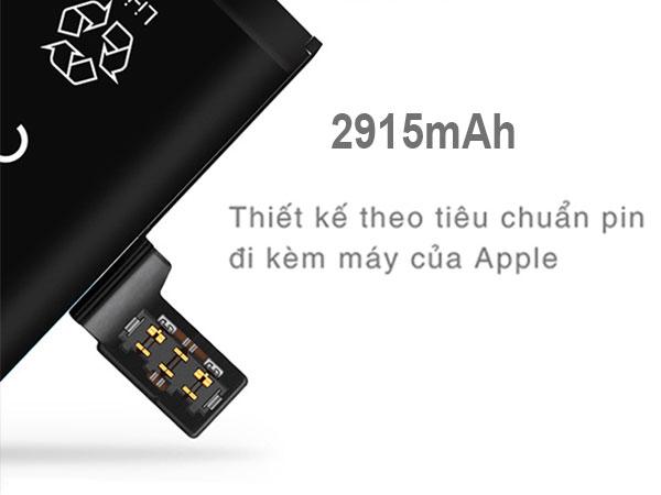 Pin trong điện thoại iphone 6 Plus